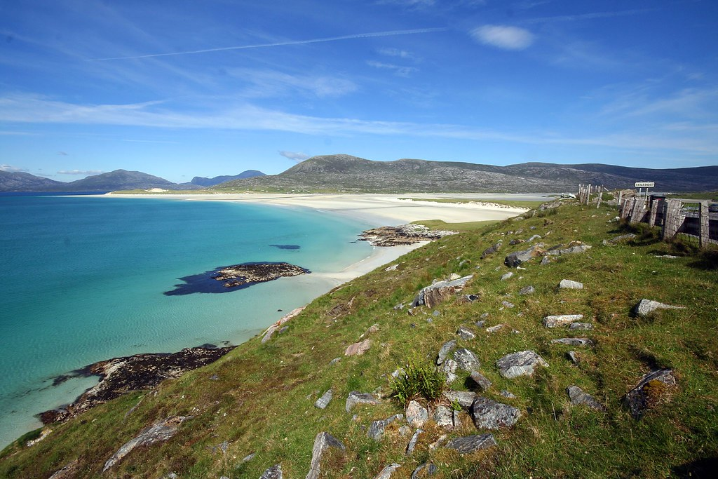 Luskentyre Beach from Seilebost