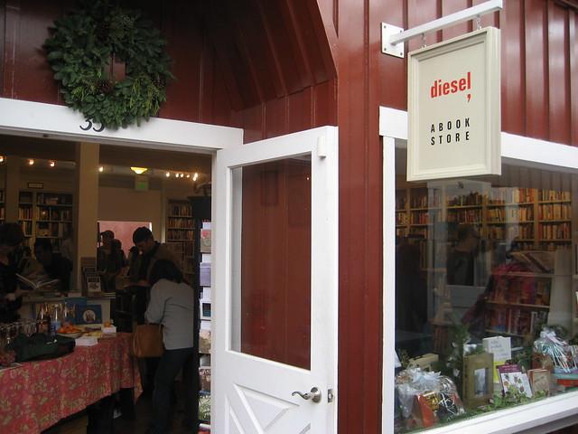 DIesel opens in Brentwood