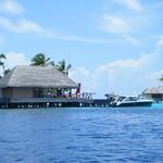 W island welcome jetty