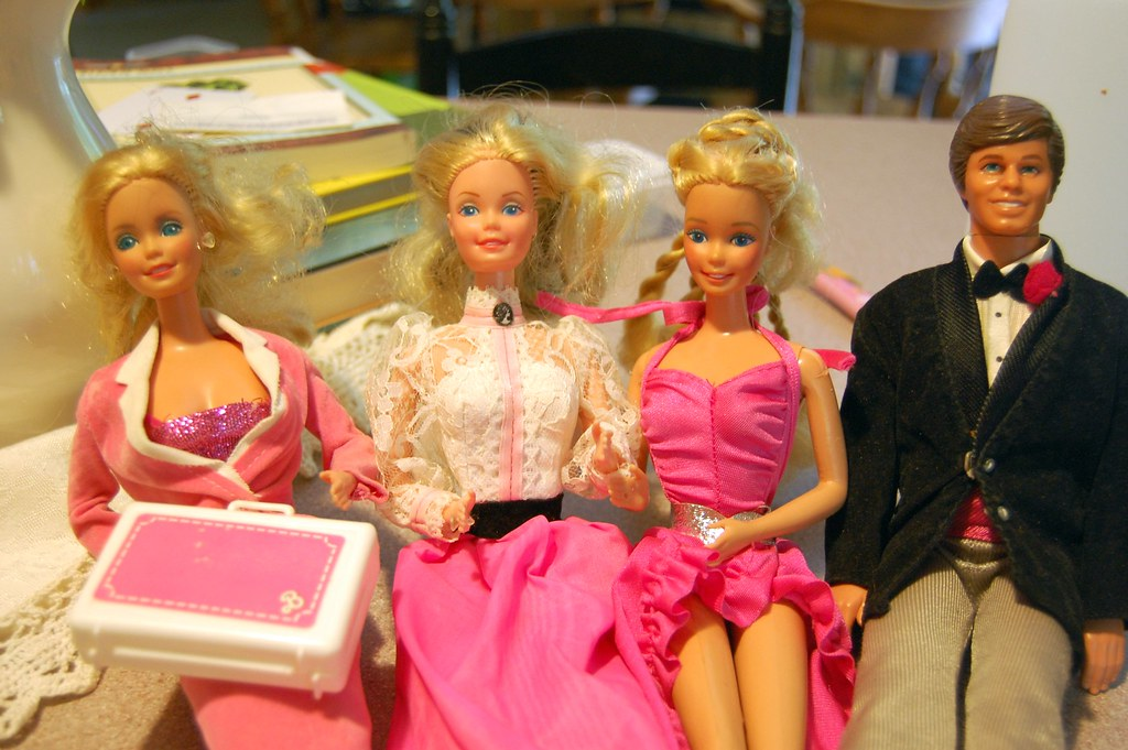 Barbie Dolls 80s Collection 80s Barbie Collection | by
