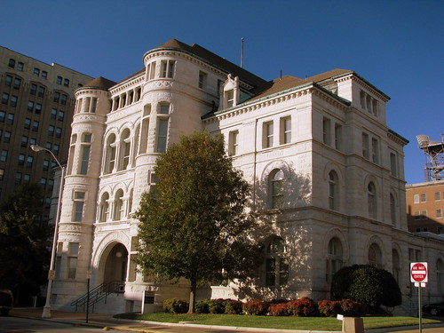 Chattanooga Old Post Office & Courthouse