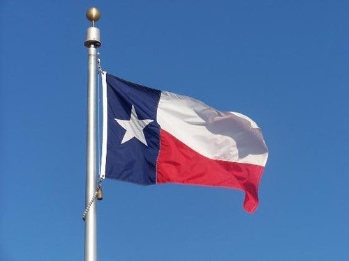 Flag of the Republic / State of Texas | by J. Stephen Conn