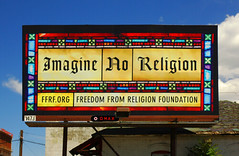 imagine no religion | by dmax3270