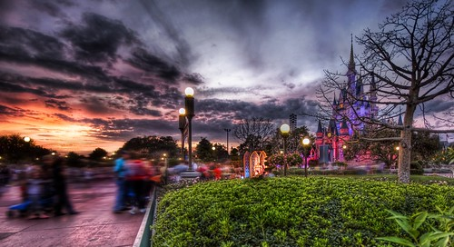 From the Gates of Hell to the Sunsets of Disneyworld | by Stuck in Customs
