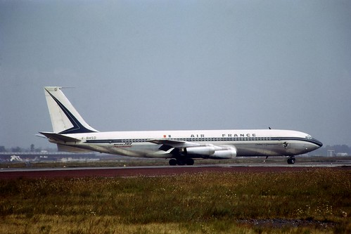 Air France 707 1969 | by mothergrinninbird