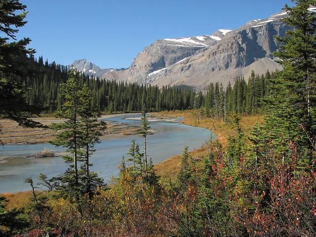 Mount Robson, 15 Sep 2007