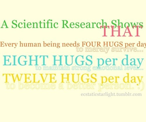 Hugs Quotes Images Hugging Quotes Tumblr