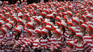 Where's Wally World Record (where you there?) | by infomatique