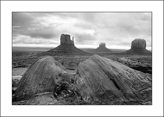 Clearing Storm, Monument Valley | by CuriousBystander