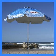 Beach Umbrella by lazigaze