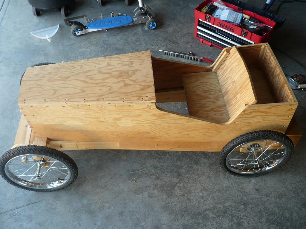 Mg Tc Pedal Car Flickr Photo Sharing