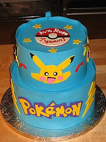 pokemon cake ideas cake i ve never heard of these characters before 6703