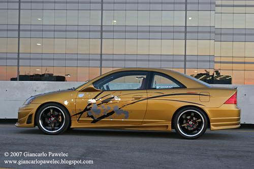 Honda Civic K20 Turbo Honda Civic K20-turbo