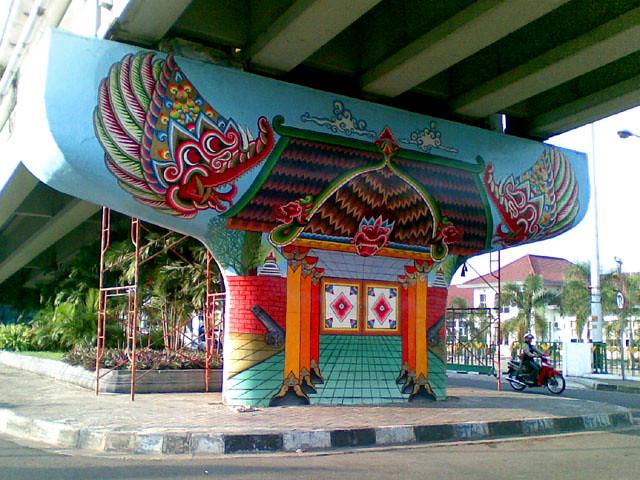 Hal hal yang banyak ada di jogja just share from for Mural yogyakarta