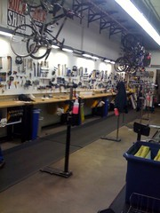 Cleanest Bike Shop | by Hugger Industries