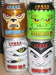 Jones Soda Halloween Editions 2008 | by Paxton Holley