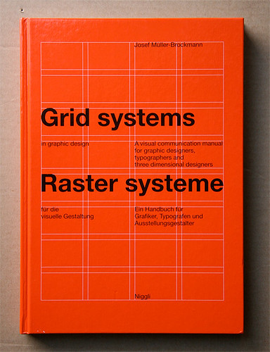 Grid systems in graphic design (1981) | by oliver.tomas