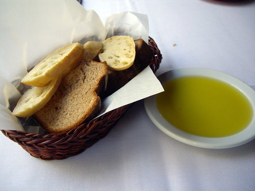 Bread Basket and Olive Oil | by swampkitty