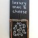 trappings: luxury mac & cheese
