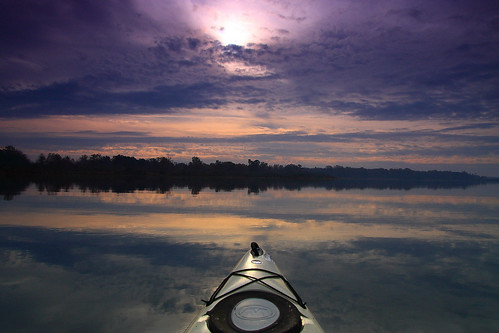 early morning kayaking | by Marc Crumpler (Ilikethenight)