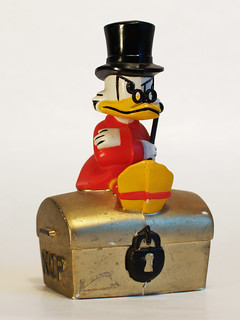 Uncle Scrooge bank | by Andrei!