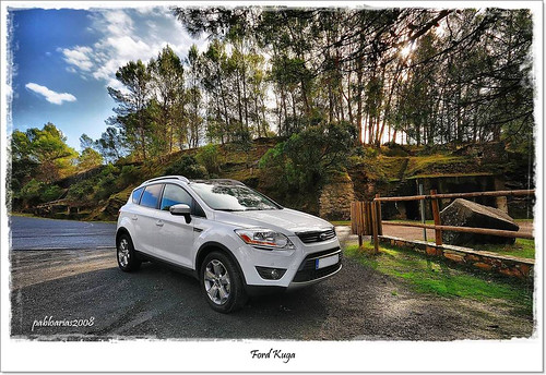 Ford Kuga | by Pablo Arias