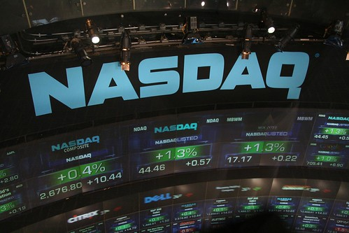 Nasdaq Take 4 | by bfishadow