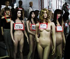 Mannequin shop by DodgeMedlin