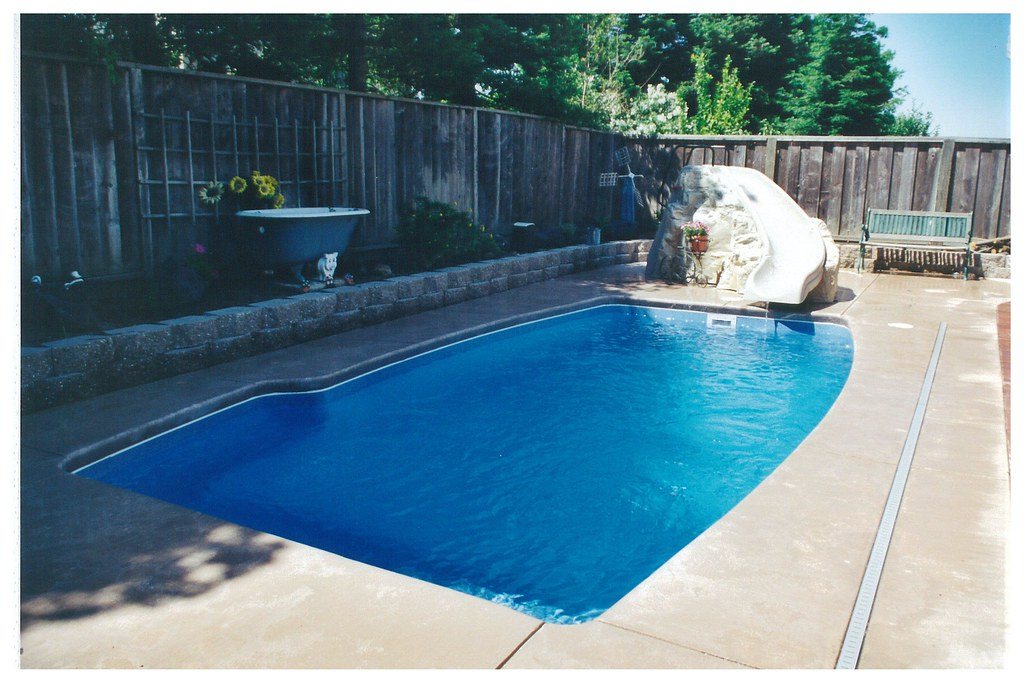 Viking pools clearwater model classic inground fiberglass for Viking pools