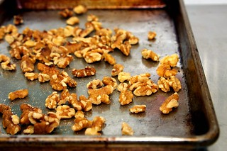 walnuts, ready to toast | by smitten kitchen