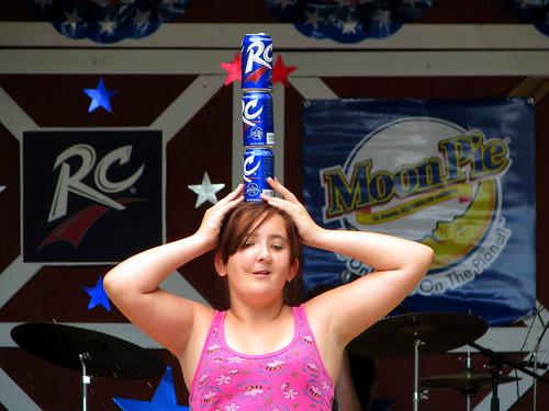 RC Cola Dash Contestant 22 <the Winner>