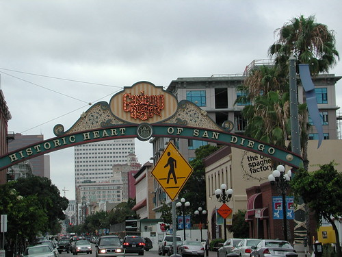 Gaslamp Quarter | by cliff1066™