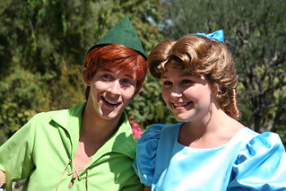 Peter and Wendy | by briberry