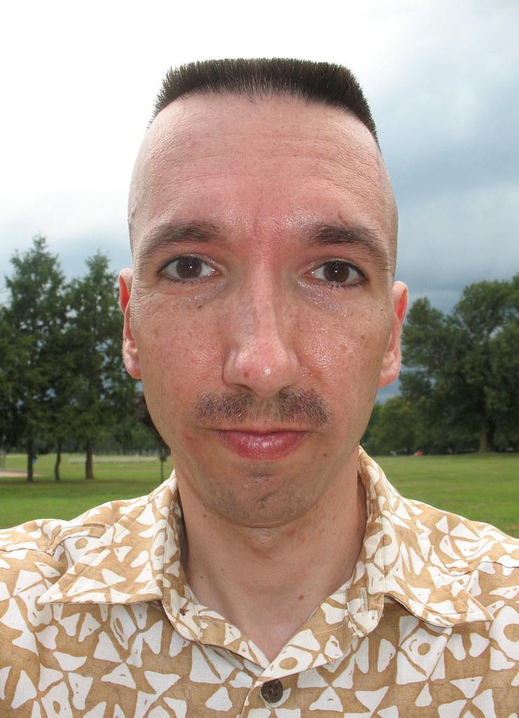 Jarhead Jeff 47 | Hot Lather & Straight Razor Shaved Sides ...