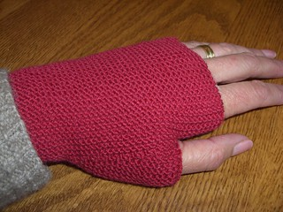 cratchit mitts | by Susan Newhall