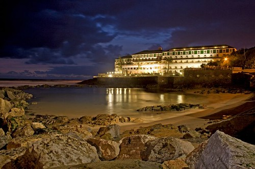 Ericeira Hotel by night | by Fr Antunes