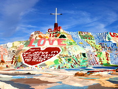 "Salvation Mountain | by ""Caveman Chuck"" Coker"