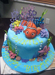Nemo birthday cake | by sharoncakes