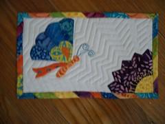 Mug rug from Amanda by ChefSha