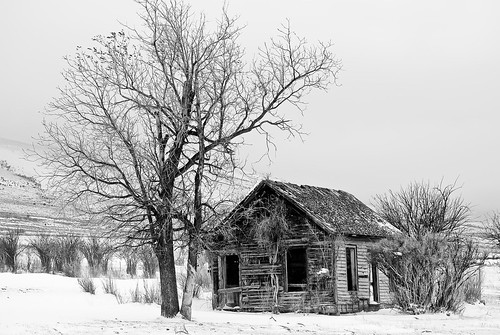 Cabin of Sorrow | by Monday Morning Photography