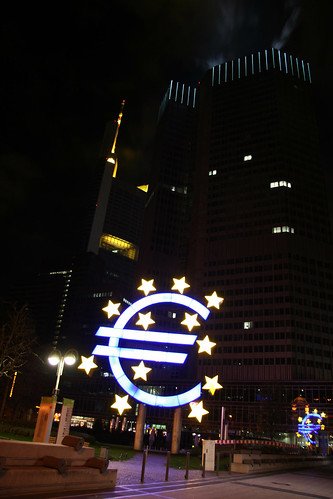 European Central Bank | by Travel Aficionado