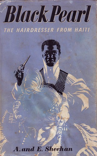 'Black Pearl - The Hairdresser from Haiti' by A. and E. Sheehan | by letslookupandsmile