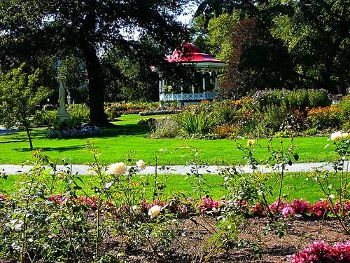 Public Gardens gazebo