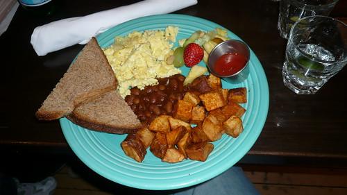 Wedding breakfast, Gladstone Hotel, Toronto, ON, Canada.JPG