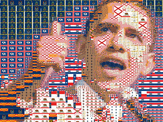 Barack Obama: An American Portrait | by tsevis