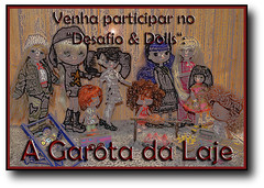A GAROTA DA LAJE 2010 by rtfashion Dolls