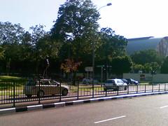 Google Street View Car at Bishan by acroamatic