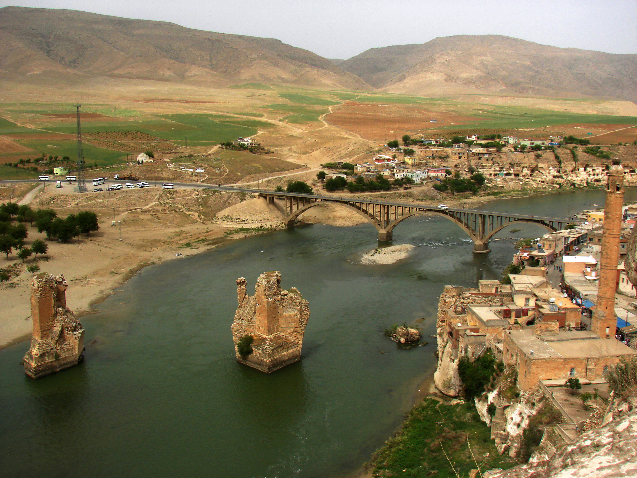 Hasankeyf and River Dicle