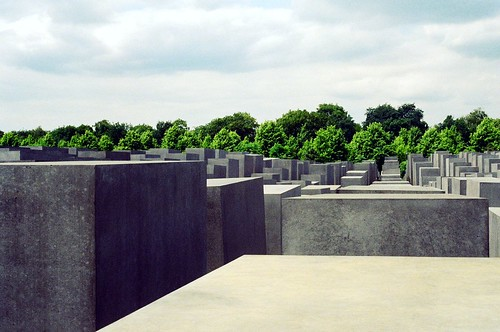 Holocaust memorial, Berlin | by Timothy Slessor
