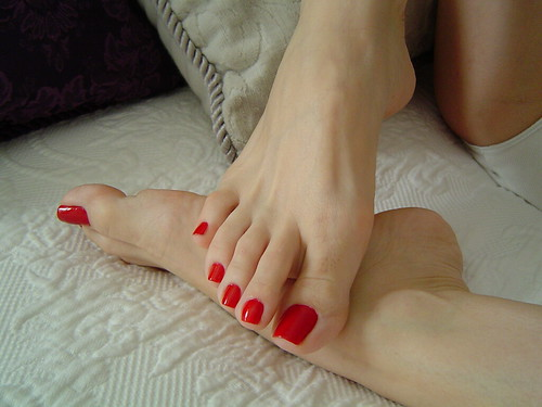 Женские ступни фото